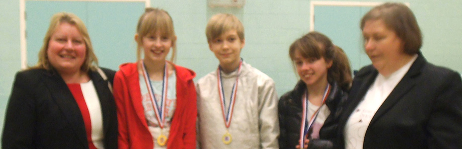 Suffolk Awards for Fencing